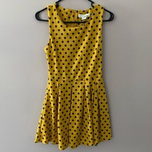 🐴5for$25🐴 Polka Dot Pleated Dress - M